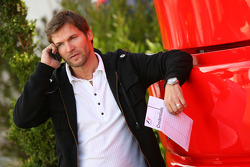Steve Robertson, Manager of Kimi Raikkonen