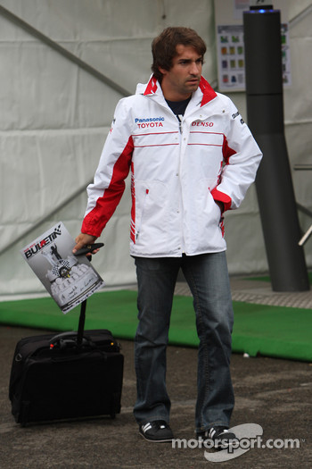 Timo Glock, Toyota F1 Team