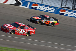 Reed Sorenson and Juan Pablo Montoya