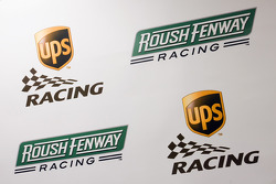 UPS/Roush Fenway Racing press conference: UPS announces its 2009 sponsorship of the #6 Roush Racing Ford driven by David Ragan