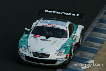 #36 Petronas Tom'S SC430: Juichi Wakisaka, Andre Lotterer