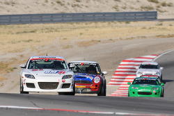 #51 Brass Mitchell Racing Mazda RX-8: Steve Ott, Tony Rivera