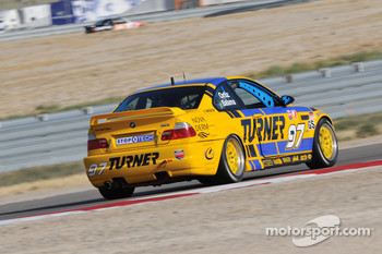 #97 Turner Motorsport BMW M3 Coupe: Bryan Ortiz, Don Salama