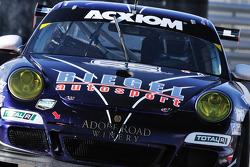#65 TRG/Riegel Autosport Porsche GT3: Josemanuel Gutierrez, John Potter, Craig Stanton