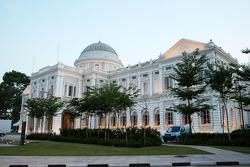 The Singapore museum building