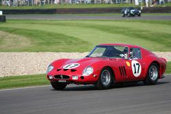 Tourist Trophy practice: 62 Ferrari 250 GTO