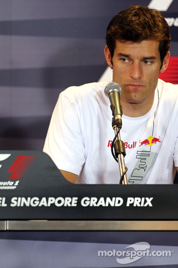FIA Thursday press conference: Mark Webber