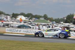 #73 Tafel Racing Ferrari F430 GT: Alex Figge, Jim Taffel, Pierre Ehert