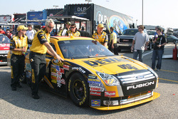 DeWalt Ford pushed at tech inspection