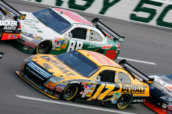 Matt Kenseth and Dale Earnhardt Jr.