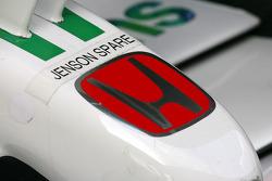 Jenson Button, Honda Racing F1 Team spare nose cone