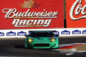 #54 Black Swan Racing Doran Ford GT-R: Tim Pappas, Anthony Lazzaro, Andy Pilgrim
