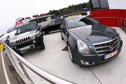 Cadillac display