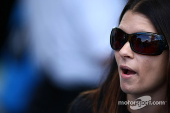 Danica Patrick (Andretti Green Racing)