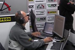 JiR Team Scot Honda team member at work