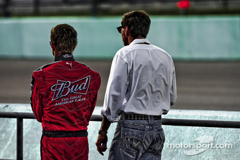Kasey Kahne and Ray Evernham