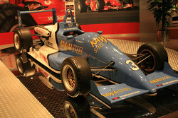 Macau Grand Prix Museum: Michael Schumacher's Macau winning F3 car