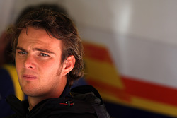 Giedo Van Der Guarde Test Driver, Renault F1 Team