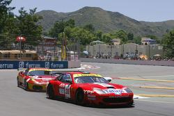 #38 ACA Argentina Ferrari 550 Maranello: Esteban Tuero, Gaston Mazzacane