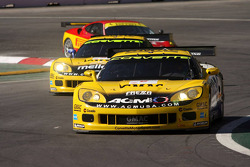 #6 Phoenix Carsport Racing Corvette C6R: Mike Hezemans, Fabrizio Gollin