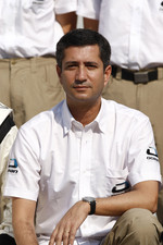 Ocean Racing Technology team photoshoot: Jose Guedes, team manager