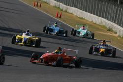 Esteban Gutierrez, Josef Kaufmann Racing