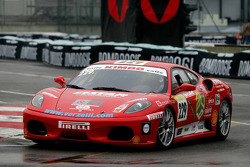Ferrari Challenge Trofeo Pirelli Coppa Shell, Marco Verzelli, Ferrari F430, Motor Modena