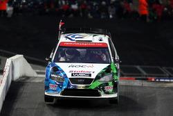 Semi final, race 2: Mattias Ekström