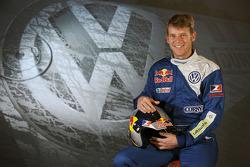 Volkswagen Motorsport: co-driver Dirk von Zitzewitz
