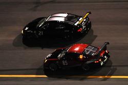 #85 Farnbacher Loles Racing Porsche GT3: Michael Gomez, Daniel Graeff, Wolf Henzler, Ron Yarab Jr., #21 Matt Connolly Motorsports Pontiac GTO.R: Russ Oasis, Jim Stout