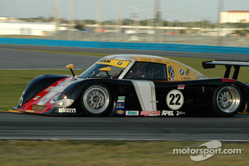 #22 Alegra Motorsports BMW Riley: Ryan Dalziel, Chapman Ducote, Jean-Franois Dumoulin, Tomas Enge, Carlos de Quesada