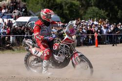 #91 Yamaha WR 450: Joao Rosa