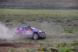 #318 BMW X3 CC: Peter Van Merksteijn and Eddy Chevaillier