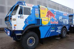 Team Kamaz Master: Kamaz 4326 truck