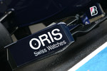 The new Williams FW 31 front wing detail