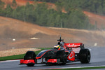 Pedro de la Rosa, Test Driver, McLaren Mercedes, in the new MP4-24