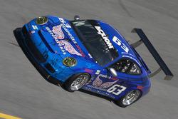#63 TRG Porsche GT3: Kurt Kossmann, Bruce Ledoux, David Quinlan, Dan Watkins, Steve Zadig