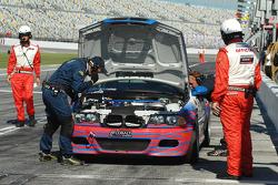 #32 Kinetic Motorsports BMW M3 Coupe: Glenn Bocchino, Todd Lamb
