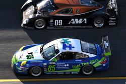 #85 Farnbacher Loles Racing Porsche GT3: Richard Campollo, Michael Gomez, Daniel Graeff, Wolf Henzler, Ron Yarab Jr., #09 Spirit of Daytona Racing Porsche Coyote: Guy Cosmo, Jason Pridmore, Scott Russell, Jeff Ward