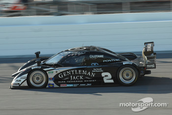 #2 Childress-Howard Motorsports Pontiac Crawford: Rob Finlay, Casey Mears, Danica Patrick, Andy Wallace