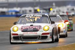 #26 Gotham Competition Porsche GT3: Gerardo Bonilla, Jerome Jacalone, Joe Jacalone, Shane Lewis, Randy Pobst