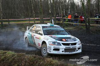 Armindo Araujo and Miguel Ramalho, Mitsubishi Lancer Evo IX