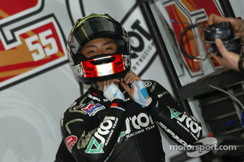 Yuki Takahashiof Scot Racing