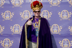 Crown Royal Your Name Here challenge: Russell Friedman wins the Crown Royal Your Name Here 400 challenge