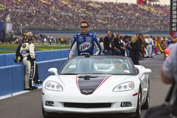 Drivers introduction: Kurt Busch, Penske Racing Dodge