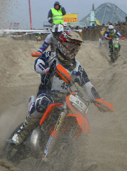 #45 Mc Pecqencourt KTM 300 2T: Jeremy Flamen