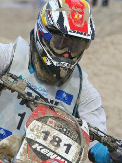 #181 Mc Littoral Loon Plage Honda 450: 4T: Rémi Roumiguière