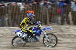 #75 Hlt Racing Yamaha 250 2T: Maxime Leclercq