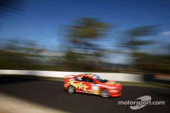 #1 TMR Australia, Mitsubishi Lancer Evo X: Rod Salmon, Tony Longhurst, Damien White