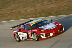 #95 Advanced Engineering Pecom Racing Team Ferrari F430 GT: Luis Companc, Mathias Russo, Gianmaria Bruni